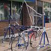 Artistic Bike Rack