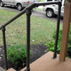 Sturdy Outdoor Handrail