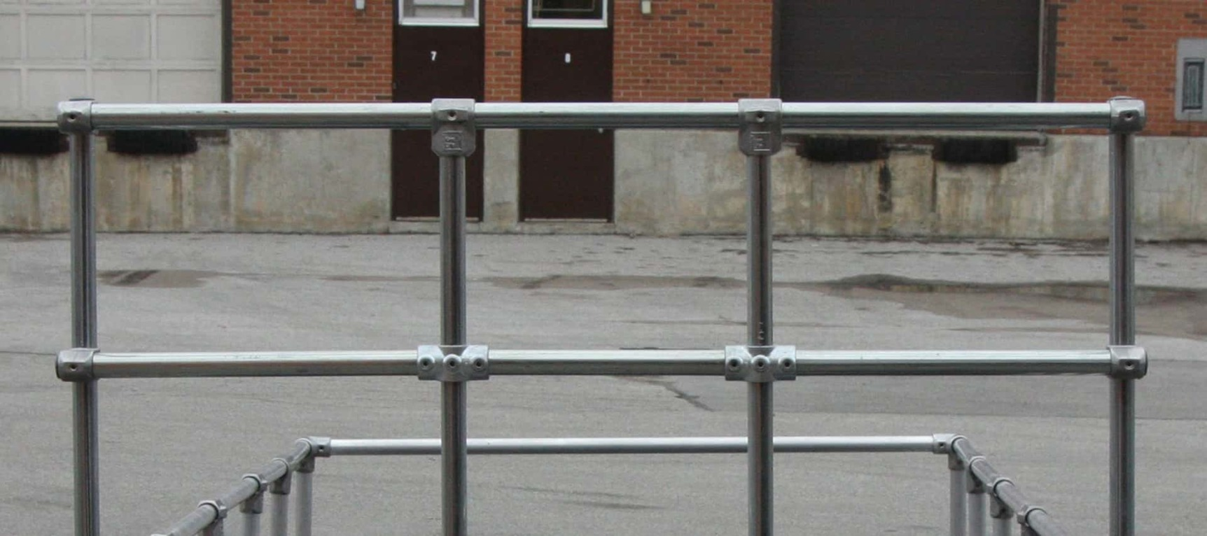 Buy kee lite online aluminum pipe railing fittings