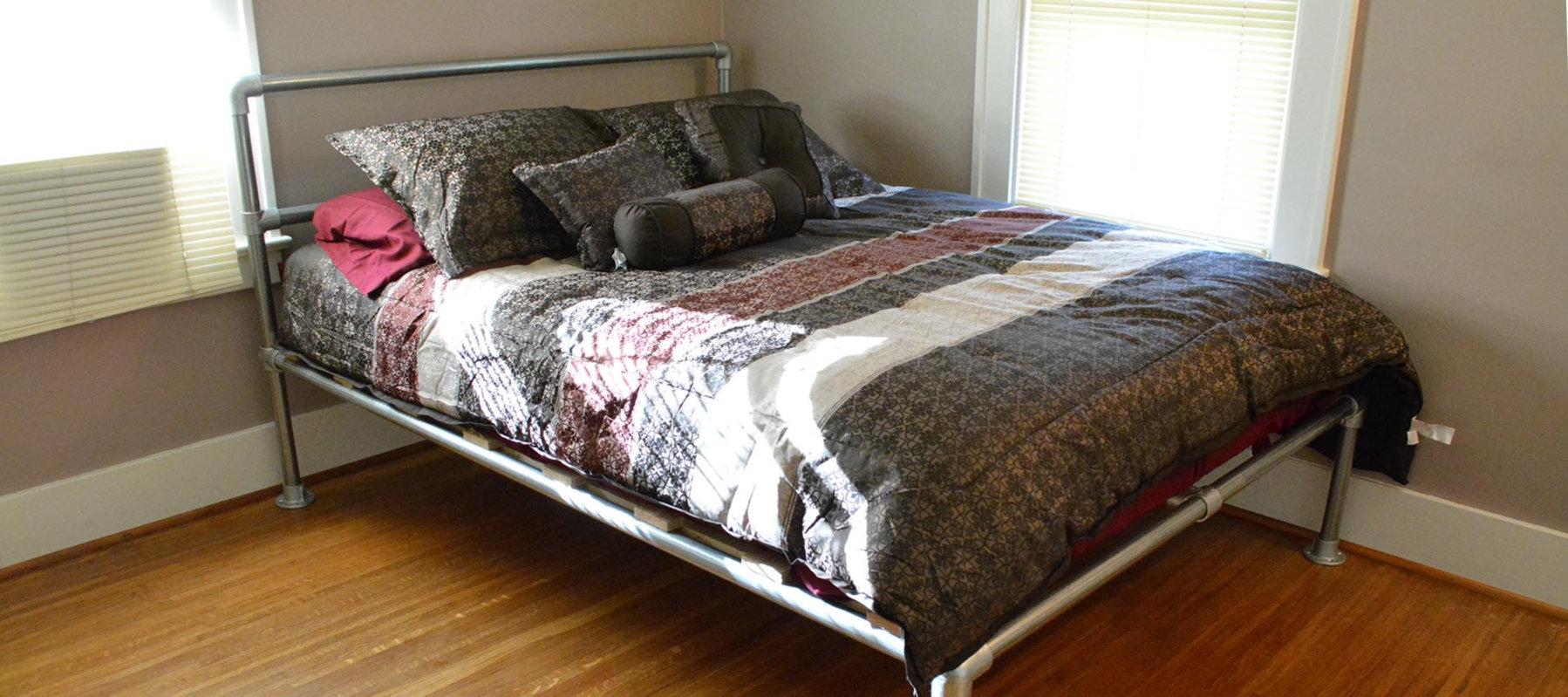 Buy Pipe Bed Frame Kits