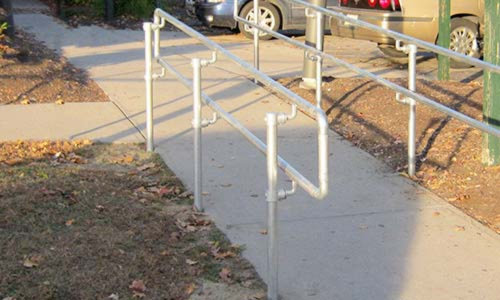 Buy Easy To Assemble <br> ADA Handrail Kits Online