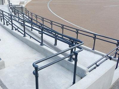 ADA Compliant Handrails