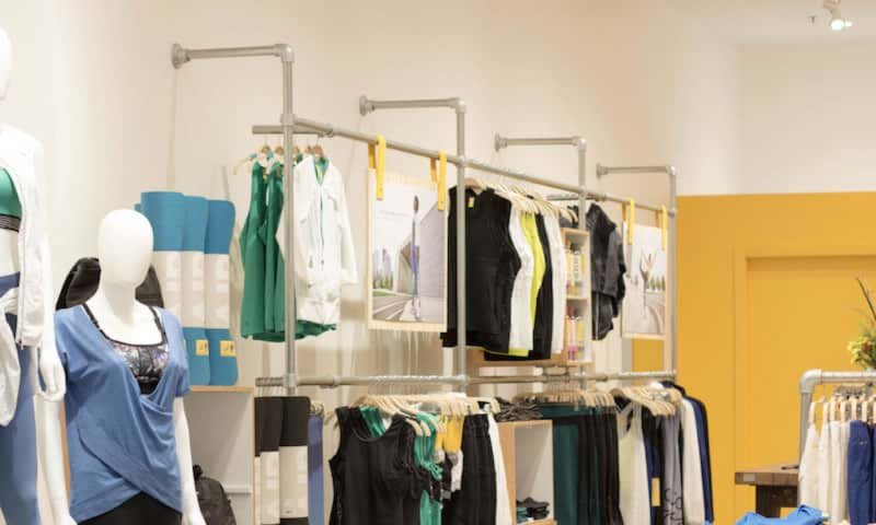 Display Clothing Racks