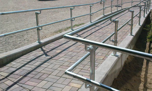 Custom Designed Railings