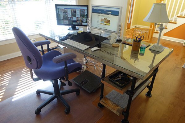 DIY Table & Desk Projects