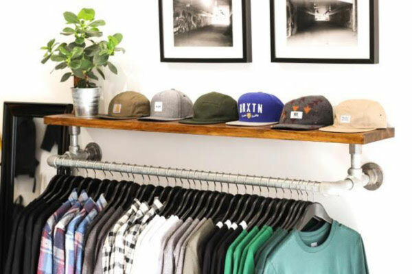 DIY Shelving & Rack Projects