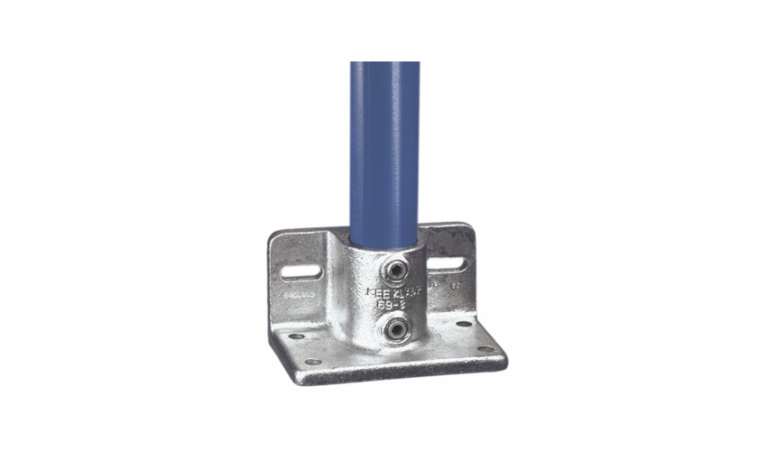 Type 69 - Rail Flange with Toe board Adapter