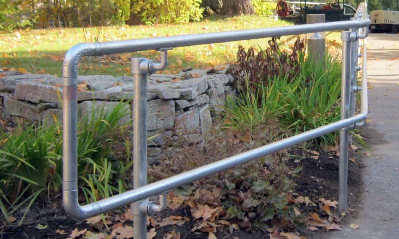 Handrail for Residential and Commercial Buildings | Simplified ...