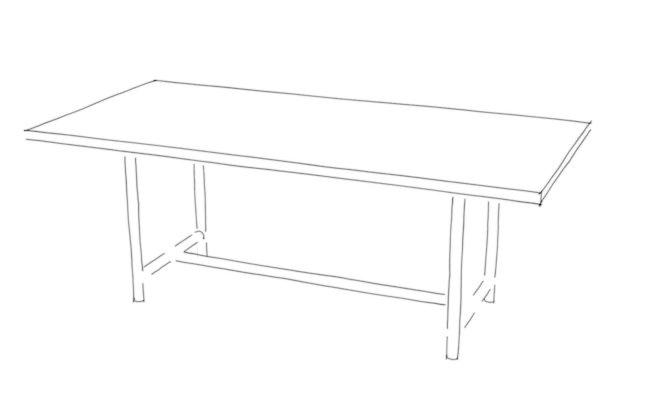 Standard Desk Design