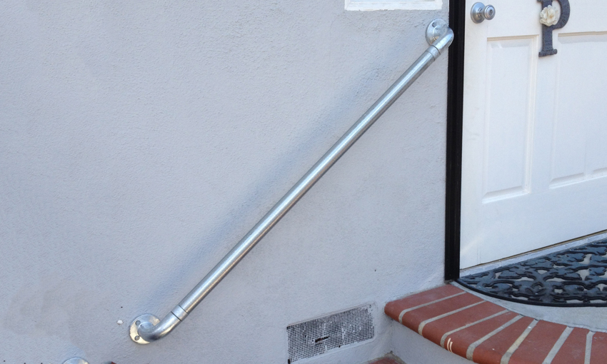 Stair Railing Kits That Are Simple To Install Simplified