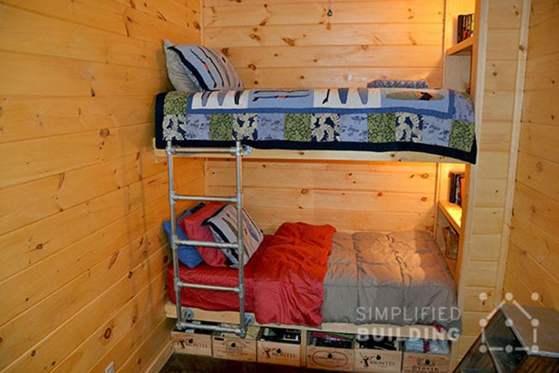 diy bed frame alex h