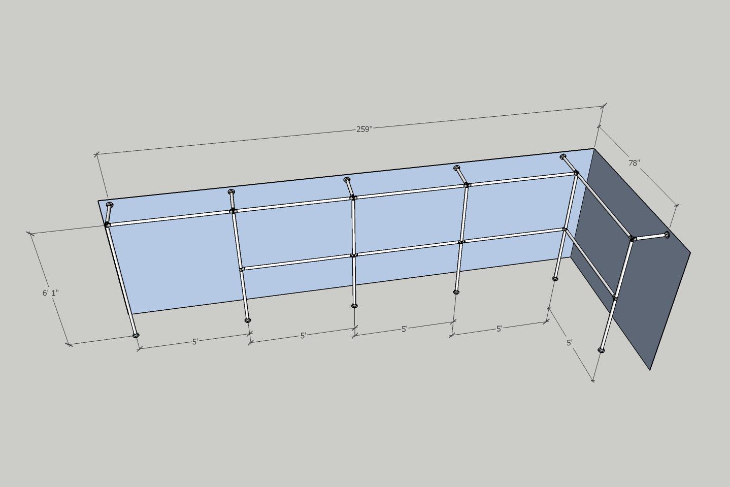 Design for Custom Clothing Racks