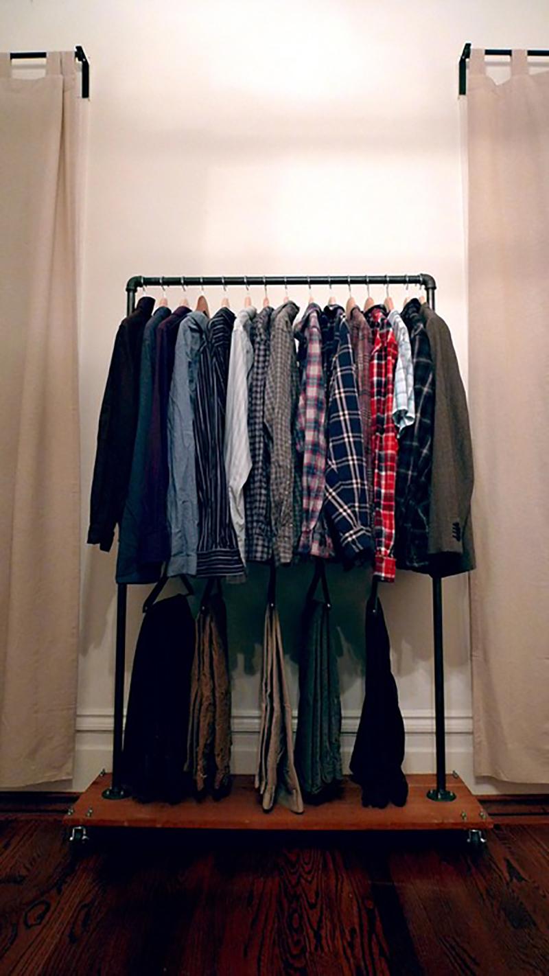 diy closet ideas 17
