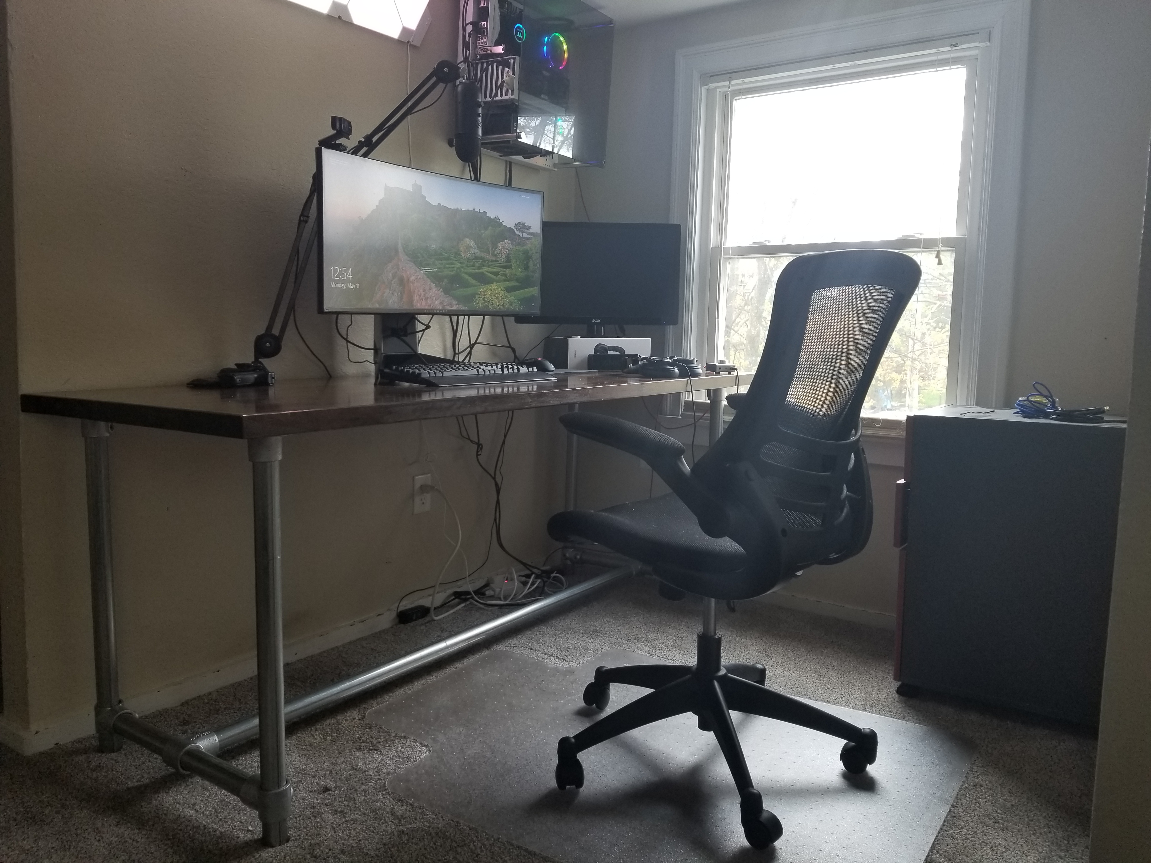 Finished Desk Project