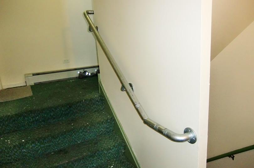ADA Handrail Examples