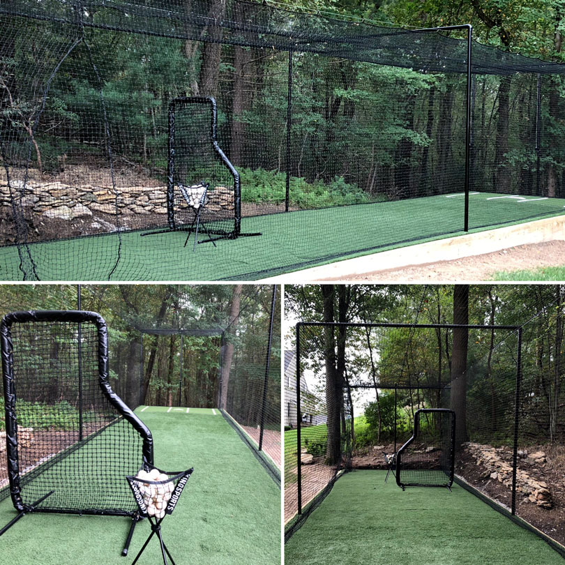 diy batting cage 001