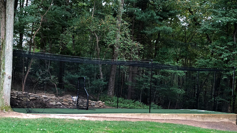 diy batting cage 002