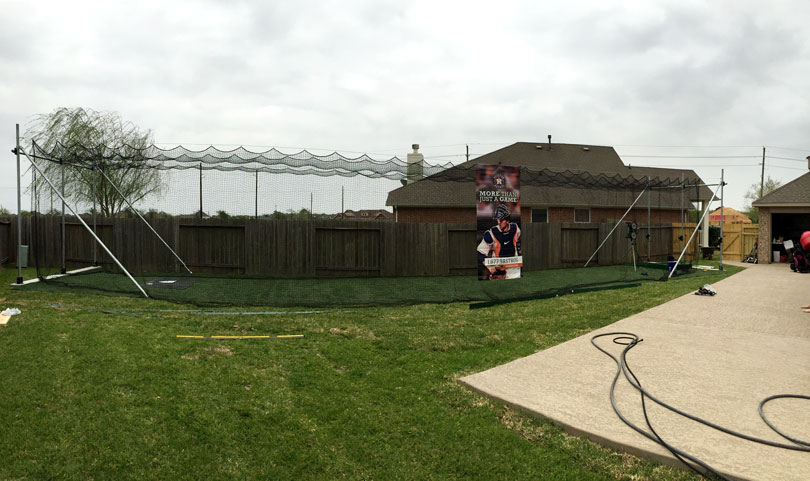 diy batting cage 003