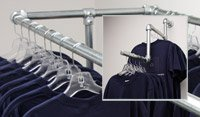 Simple Rack Clothing Rack Kits