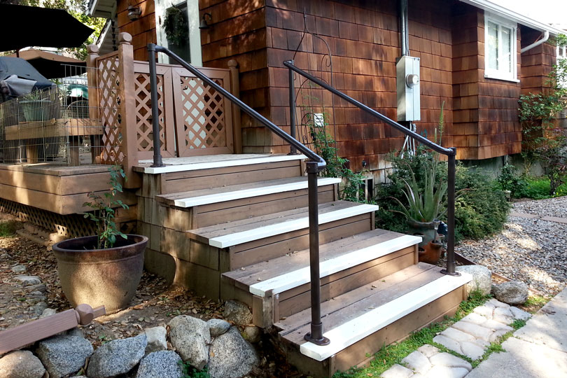 Do It Yourself Home Design: 21+ Deck Railing Ideas & Examples For Your Home