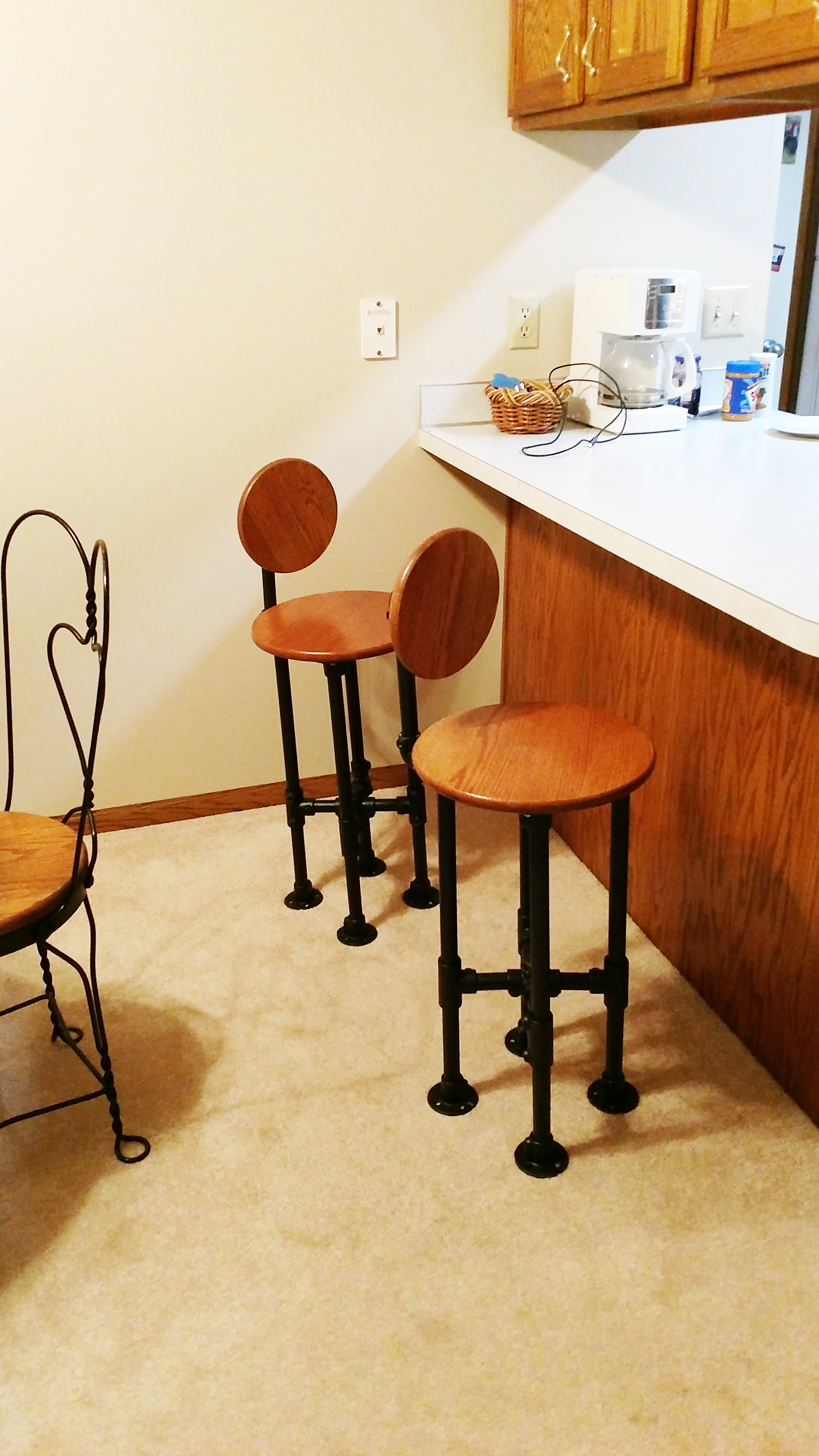 DIY Bar Stool Build Your Own Bar Stools A93