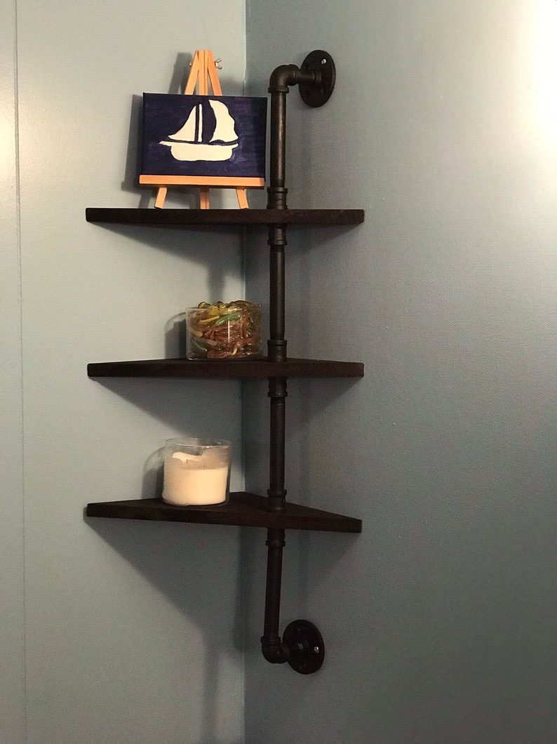 diy corner shelf idea 0 10