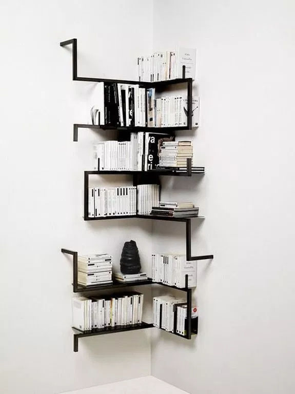diy corner shelf idea 0 20