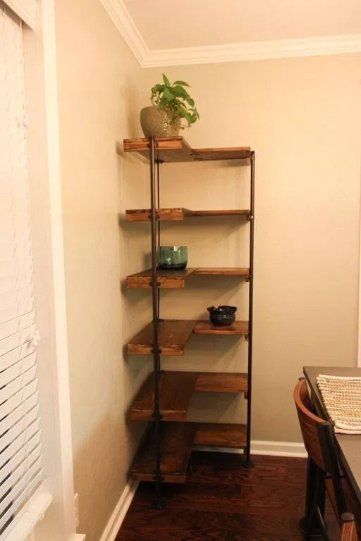 diy corner shelf idea 0 30