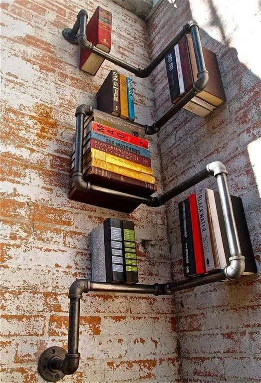 diy corner shelf idea 0 36