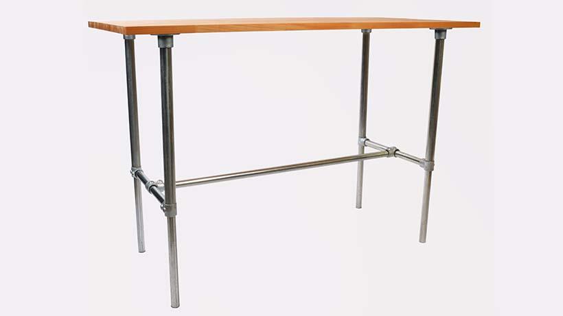 DIY Standing Desk Frame