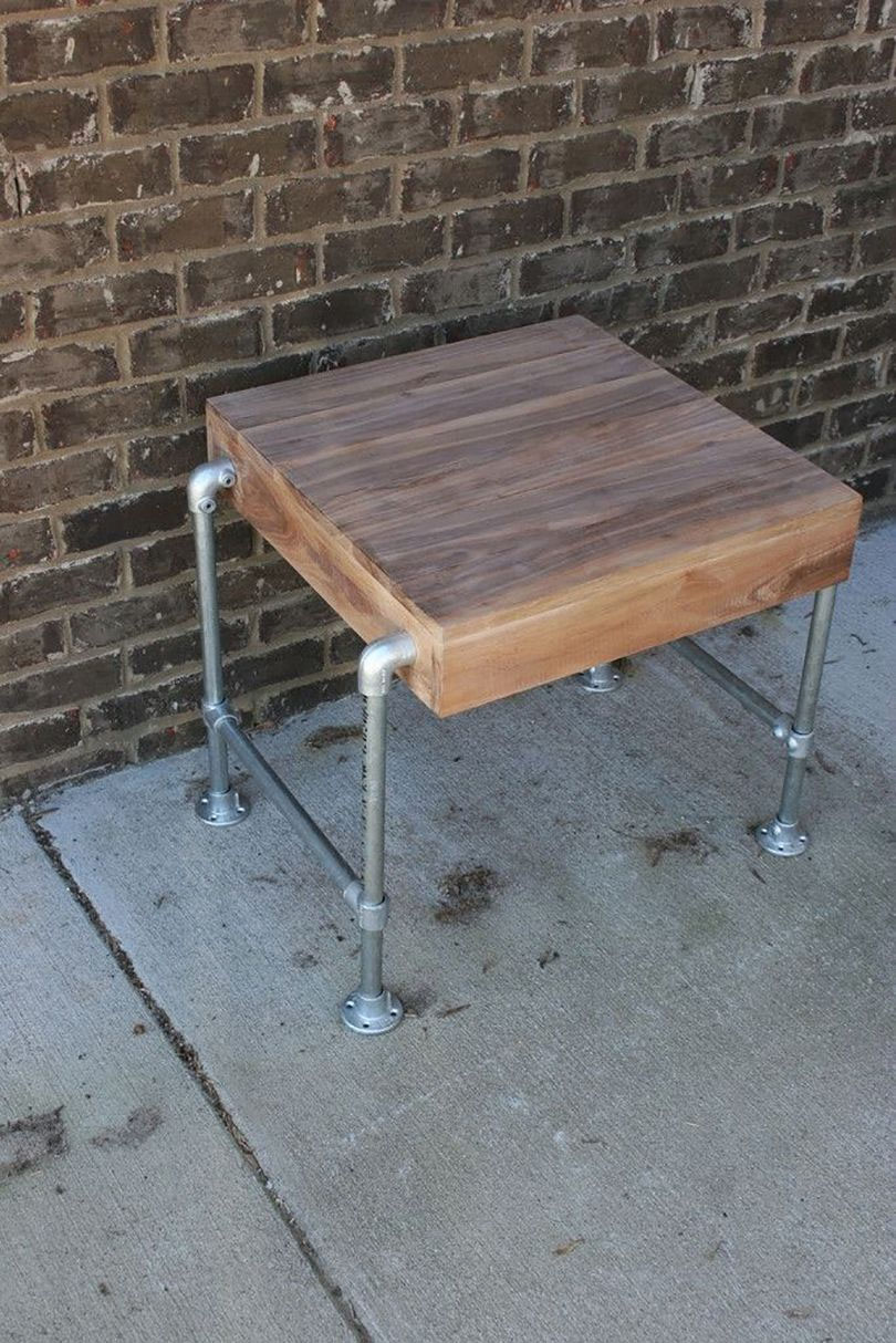 diy end table 0 13