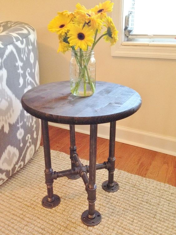 diy end table 0 14