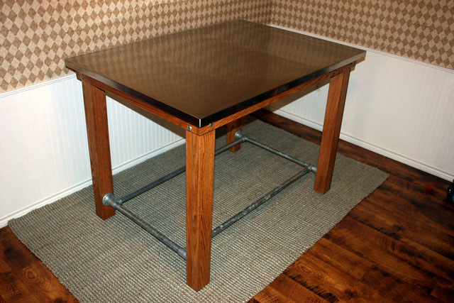 diy end table 0 26