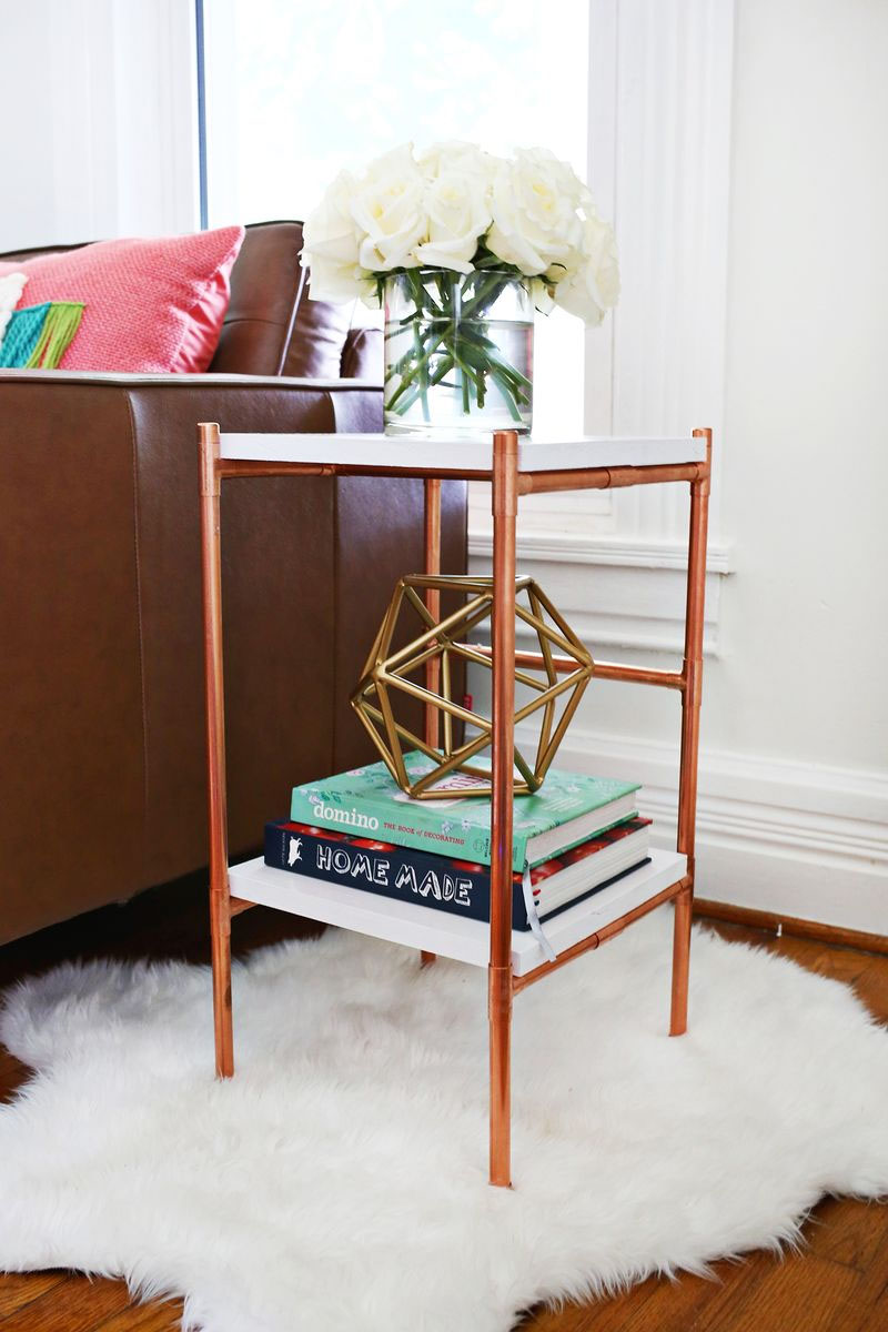 diy end table 0 28