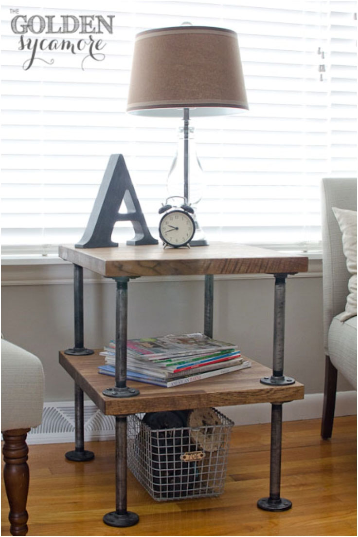 diy end table 0 7