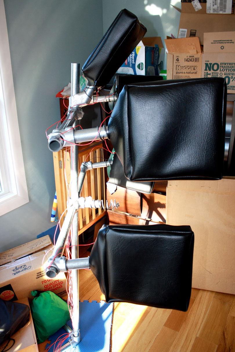 DIY Nexersys Fitness Stand