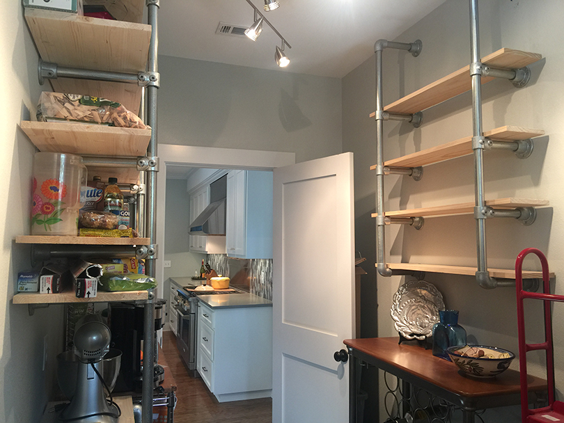 How To Build Sturdy Pantry Shelves Simplified Building