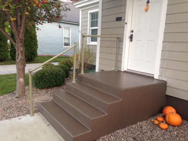 porch railing 6