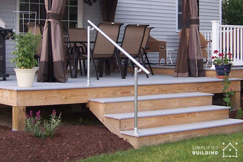 porch railing ideas 11