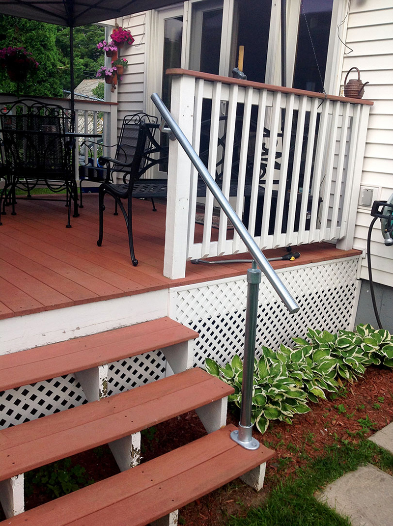 16+ Porch Railing Ideas You Can Build Yourself  Simplified Building