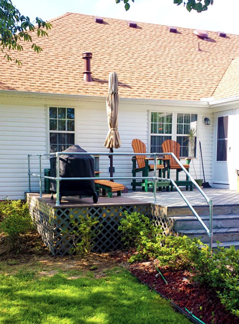 porch railing ideas 16