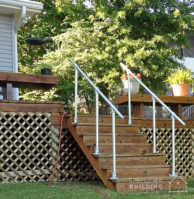 porch railing ideas 2