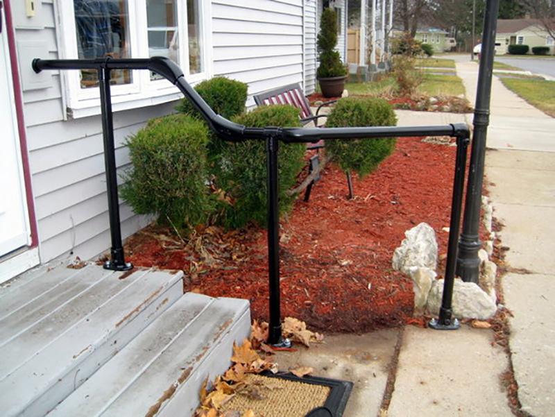 porch railing ideas 27