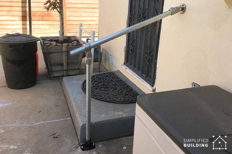 porch railing ideas 32