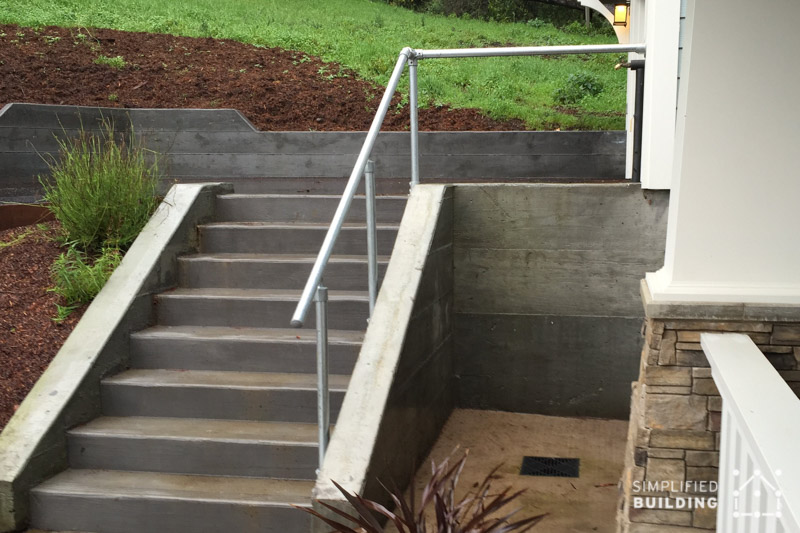 porch railing ideas 33
