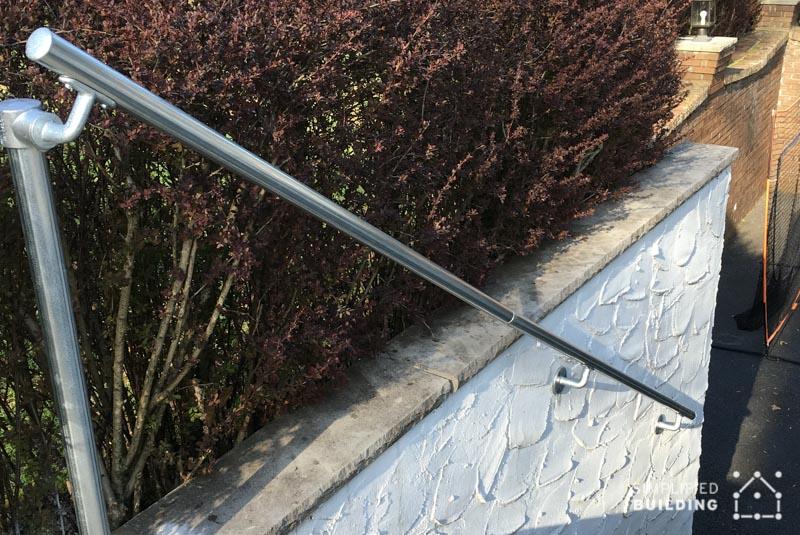porch railing ideas 35