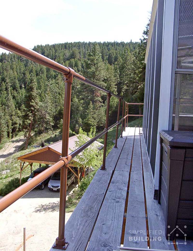 porch railing ideas 4