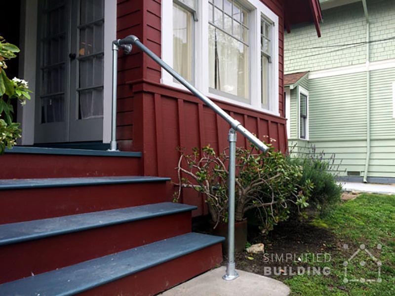 porch railing ideas 41