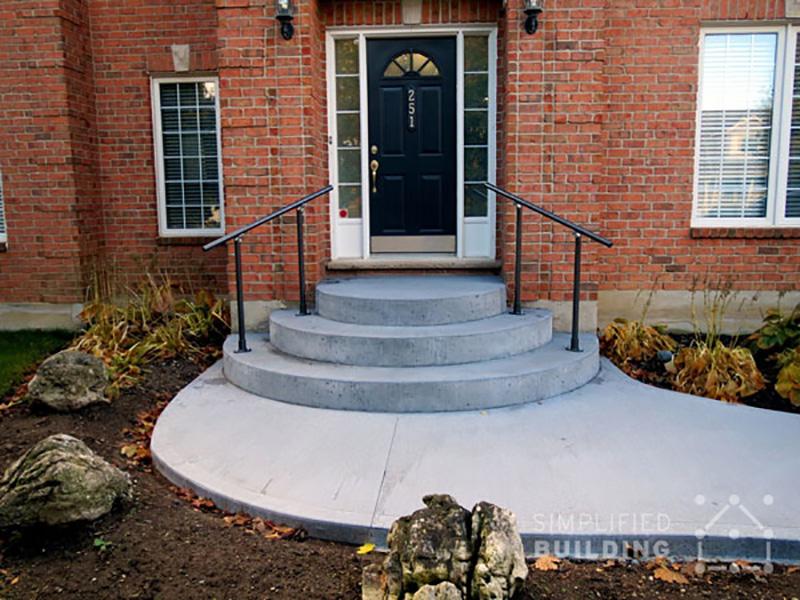 porch railing ideas 44