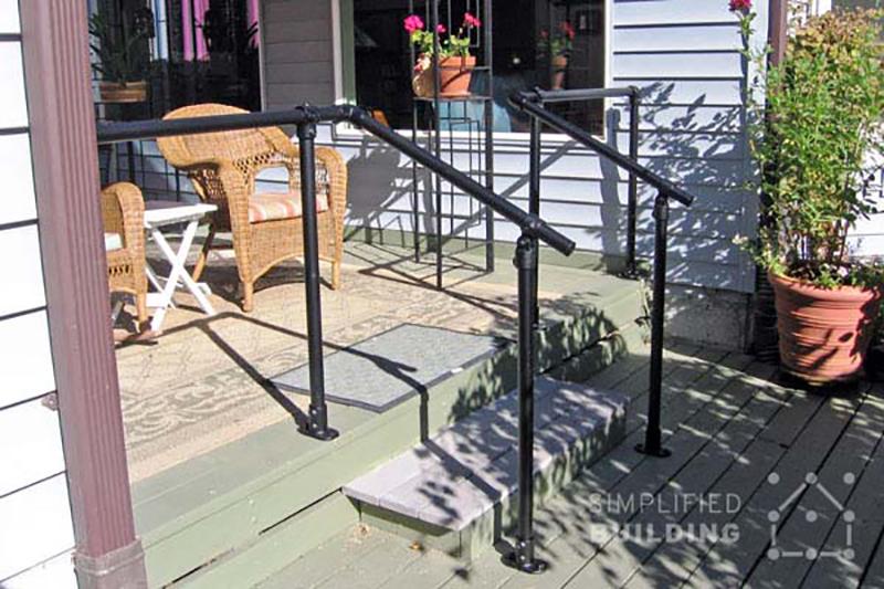 porch railing ideas 5
